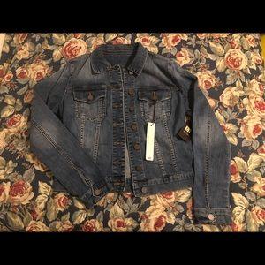 Kut from the Kloth denim jean jacket